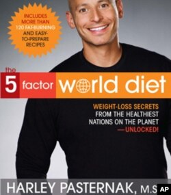 "In his new book, ""The 5-Factor World Diet"", fitness expert Harley Pasternak ranks the world's top 10 healthiest nations."