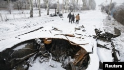 Ukraina hukumati va isyonchilar bir-birini tinchlik sulhini buzganlikda ayblamoqda
