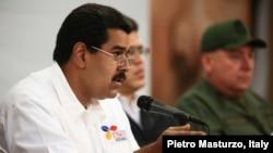 Popredsjednik Venezuele Nicolas Maduro