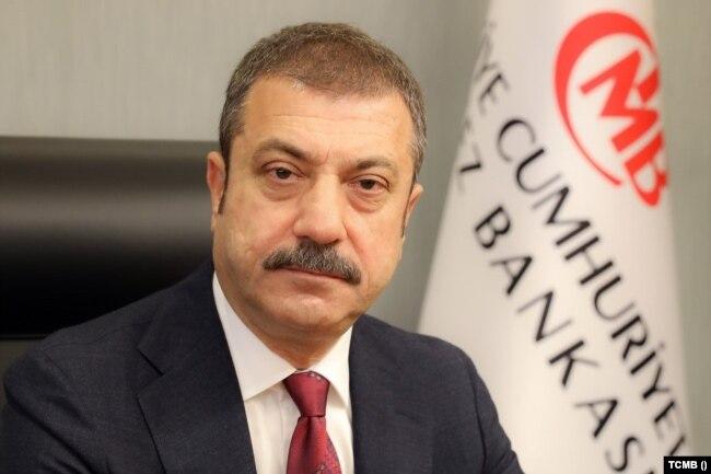 Merkez Bankası Başkanı Şahap Kavcıoğlu