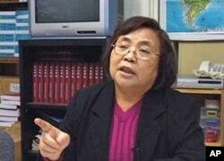 开放杂志执行编辑蔡咏梅