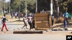 Zimbabwe Stayaway