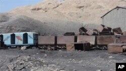 تلاش ها به هدف بیرون کردن اجساد از معدن ذغال در بغلان