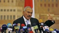 پیشنهاد مخالفان برای انتقال قدرت در یمن