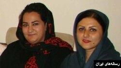 آتنا دائمی و گلرخ ایرایی دو فعال حقوق بشر ایران