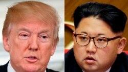 ေျမာက္ကိုရီးယား ၿဂိဳလ္တုလႊတ္တင္စခန္းေနရာတခ်ိဳ႕ ဖ်က္ဆီးေပးမႈ Trump ခ်ီးက်ဴး