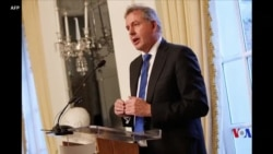 英國駐美國大使達羅克因外交電報洩露辭職