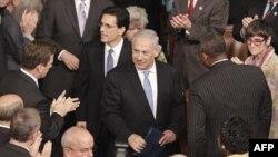 Izraelski premijer Benjamin Netanjahu tokom jedne od prethodnih poseta Kongresu