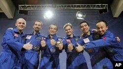 参加探索火星使命的俄罗斯科学家