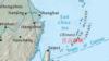 中國遼寧號再次穿越台灣海峽巡航