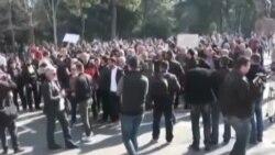 Nemiri na ulicama Podgorice