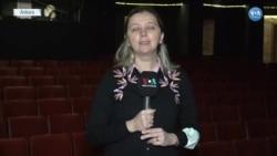 Ankara Sanat Tiyatrosu Salgında Ayakta Kalmaya Çalışıyor