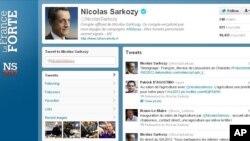 法国总统萨科齐的推特引发言论审查争议
