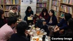 처음 만난 사람들의 식사 모임 '소셜다이닝'