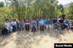 PKK tarafından rehin alınan gümrük memurları