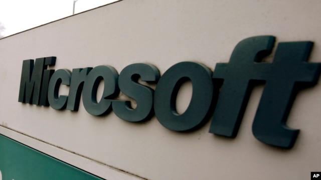 FILE - The Microsoft headquarters campus in Redmond, Washington.