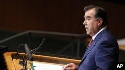 تاجکستان کے صدر کی اسلام آباد آمد