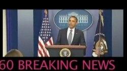 VOA60 BREAKING NEWS- Obama Iraq