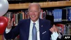 ဒီမုိကရက္တစ္ပါတီက သမၼတေလာင္း Joe Biden