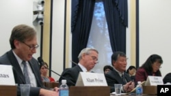 美国国会有关中国加入世贸十年的听证