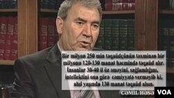 Cəmil Həsənli Sərbəst Kürsüdə