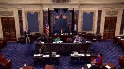 2017-08-04 美國之音視頻新聞: 國會參院用議事程序防止休會期內的人事任命 (粵語)