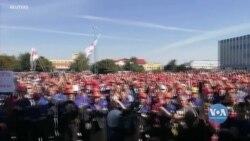 Протести у Білорусі не припиняються – подробиці. Відео