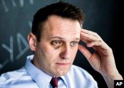 Alexei Navally umunyepolitike utavuga rumwe na Reta