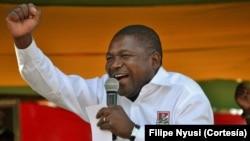 Moçambique Eleições 2014: Campanha de Filipe Nyusi (em Mocuba/Província da Zambézia)