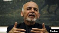 رئیس جمهور افغانستان گفته است که به پاکستان مربوط است که آیا در همکاری مثبت منطقوی ملحق می گردد و یا خیر