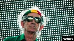 """El nuevo álbum de Keith Richards """"Crosseye Heart"""" estará en el mercado el viernes 18 de septiembre."""