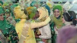 kontes muslimah