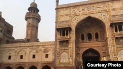 Walled City of Lahore restores another historic site in Lahore, Pakistan 1