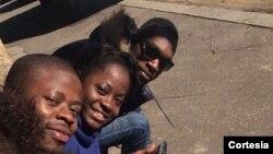 Estudantes Angolanos na Itália