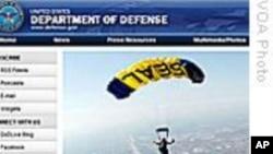 美国国防部试用网络社交平台