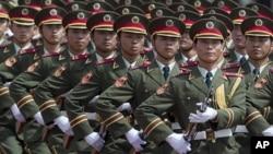 中國今年軍費開支將增加13%