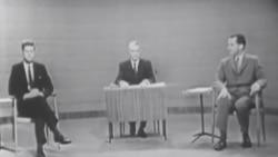 美国总统候选人电视辩论花絮