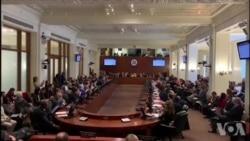 OEA Rejte Lejitimite Nicolas Maduro Kòm Prezidan Venezuela