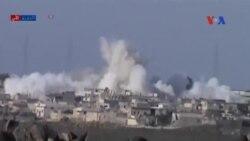 LHQ phân phát cứu trợ ở Syria trong lúc ngưng bắn tiếp diễn