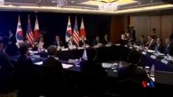 2015-05-27 美國之音視頻新聞: 美韓日同意北韓核項目加緊向平壤施壓