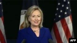 Hillary Clinton'dan Taleban'a Uyarı