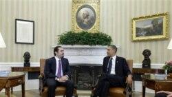 حمایت آمریکا از دولت لبنان