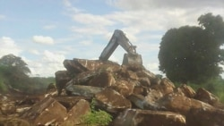Nampula: Empreendedor local perde pedreira para empresa chinesa