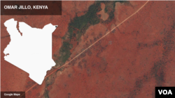 Omar Jillo, Kenya