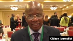 Finance Minister Patrick Chinamasa