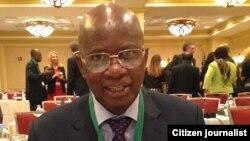 Patrick Chinamasa Zimbabwe's Finance Minister