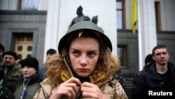 """Ucrânia sob """"alta tensão"""""""