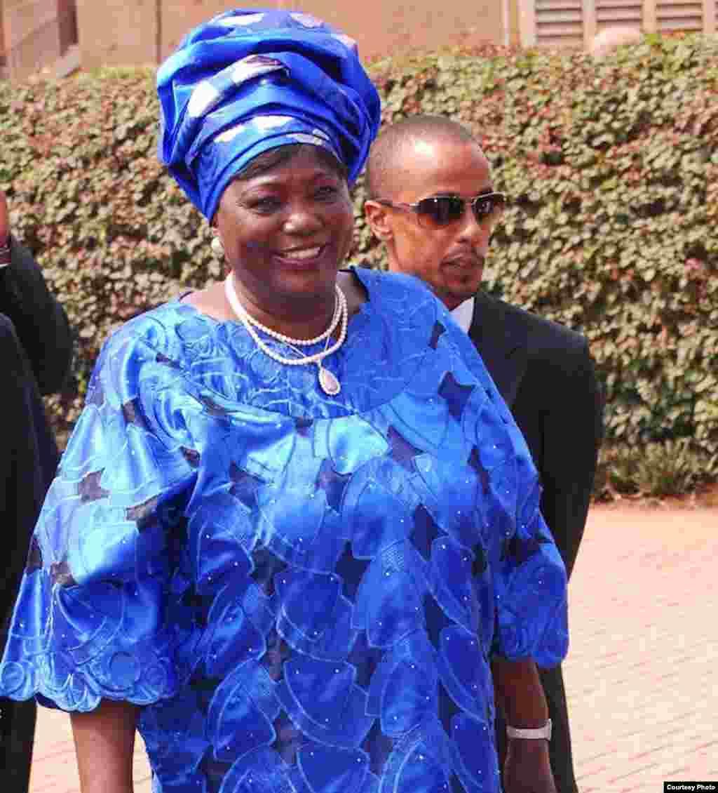 Mama Ngina