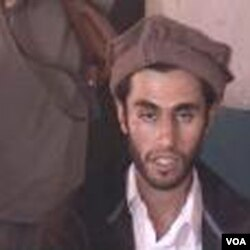 "Abdolmalek Rigi, pemimpin kelompok militan Sunni ""Jundullah"" yang dihukum mati di Iran."