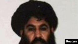 Mollah Akhtar Mansour (photo non datée)